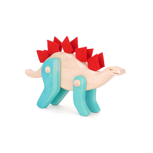 78430 Bajo Dinosaur Stegosaurus Extinct