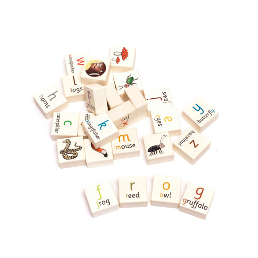 78820 BAJO Gruffalo Alphabet Blocks