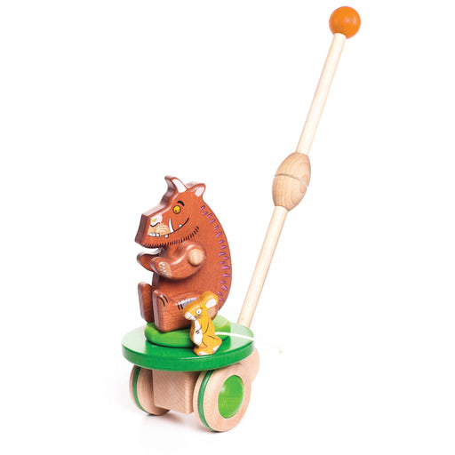 78840 BAJO Gruffalo & Mouse Push Along