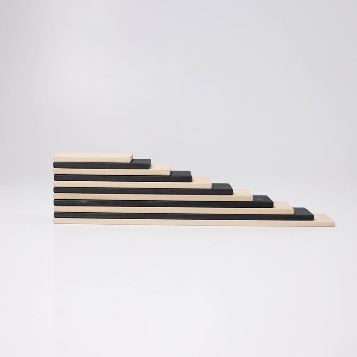 93140 Grimms Monochrome Building Boards