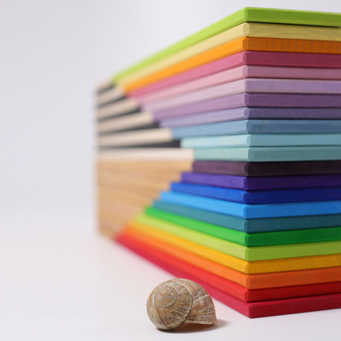 10668 Grimms Rainbow Building Boards