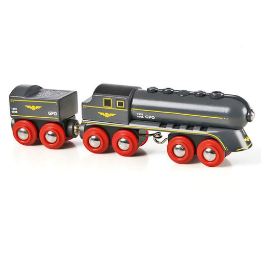 Brio Speedy Bullet train 02