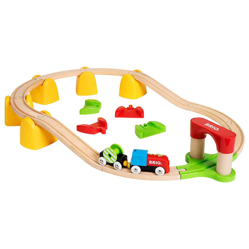 Brio my first battery operated train set 02