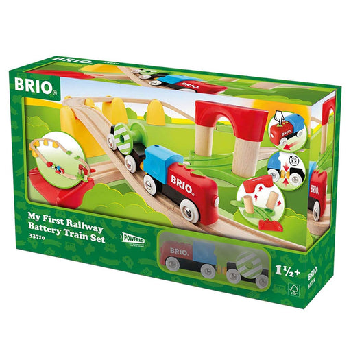 Brio my first battery operated train set 01