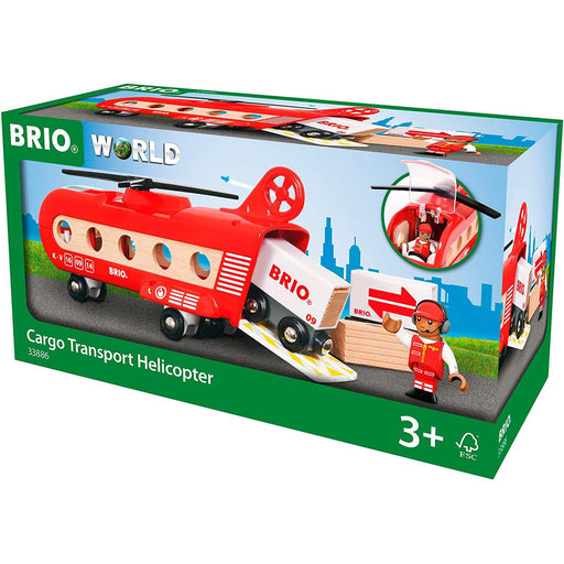 Brio Cargo Transport helicopter 01