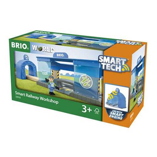 Brio Smart Tech Railway Workshop 01