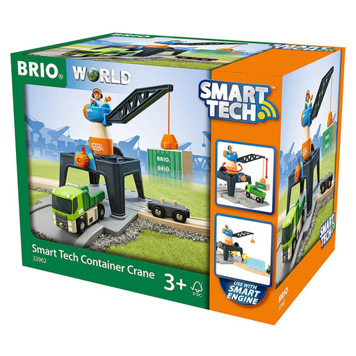 BRIO smart tech tower crane 01
