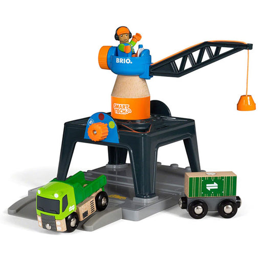 BRIO smart tech tower crane 02