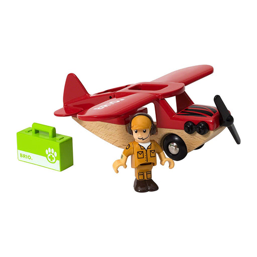 Brio Safari Airplane 02