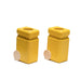 F20.82 Fagus Garbage Cans 2 pieces