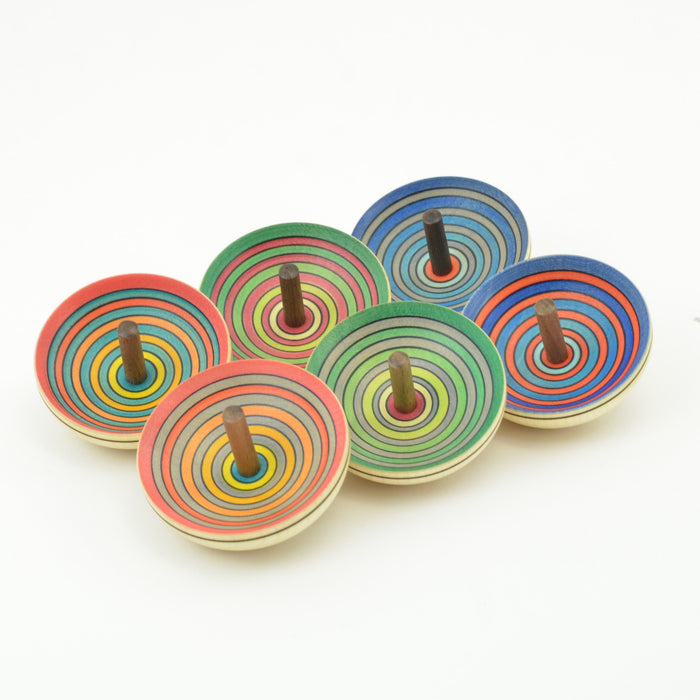 Mader Fridolette Spinning Top