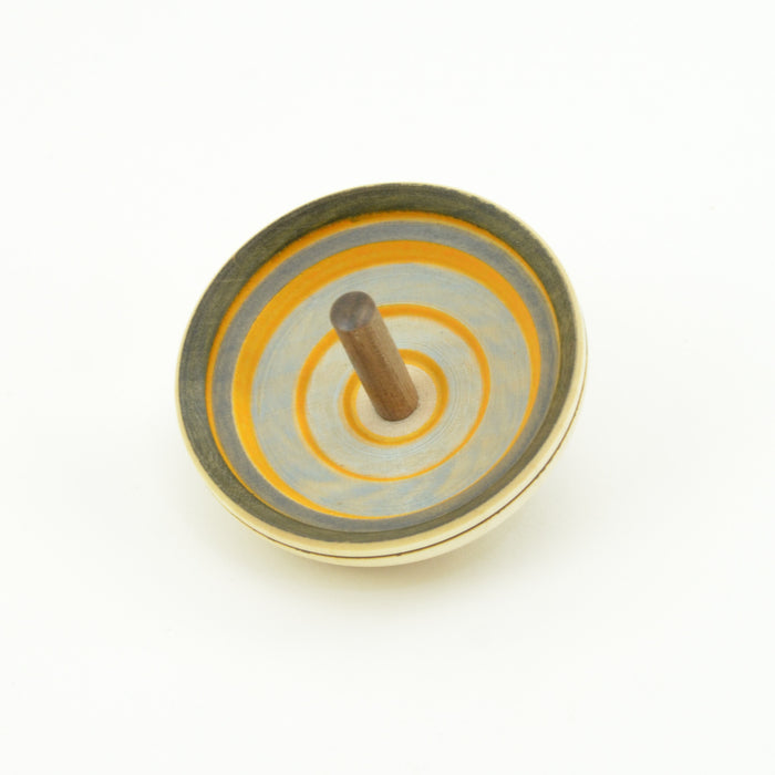 Mader Ufo Grey Spinning Top