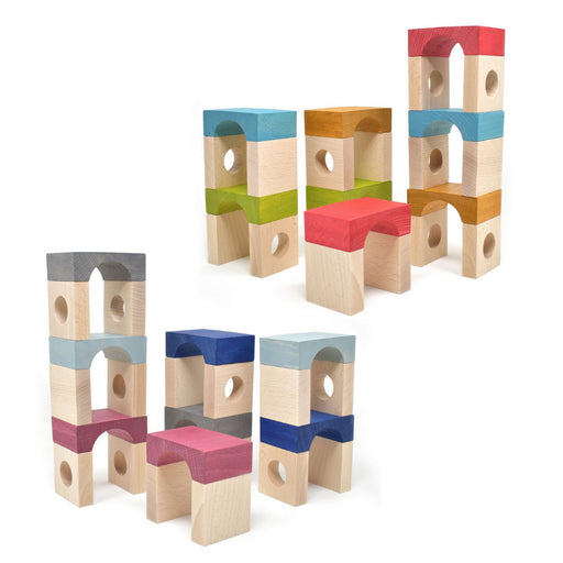 Lubulona Tunnel Blocks Mega Pack