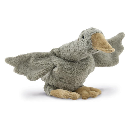 Y21038 Senger Cuddly Animal Goose Small Grey