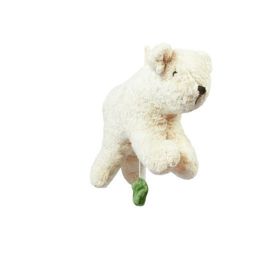 Y21507 Senger Music Box Polar Bear