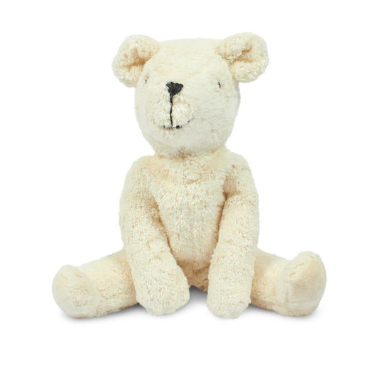 Y21812 Senger Floppy Animal Bear Small White