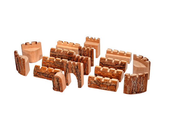 Magic Wood Castle 16 Pieces