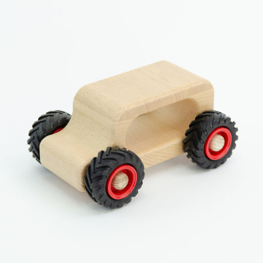 Fagus Wooden Car Oldie