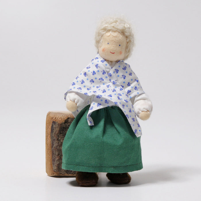 20100 Grimm's Doll Grandmother Mathilda