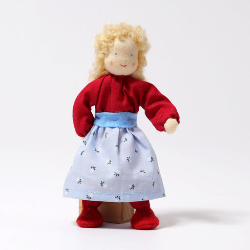 20000 Grimm's Doll Mrs Lime