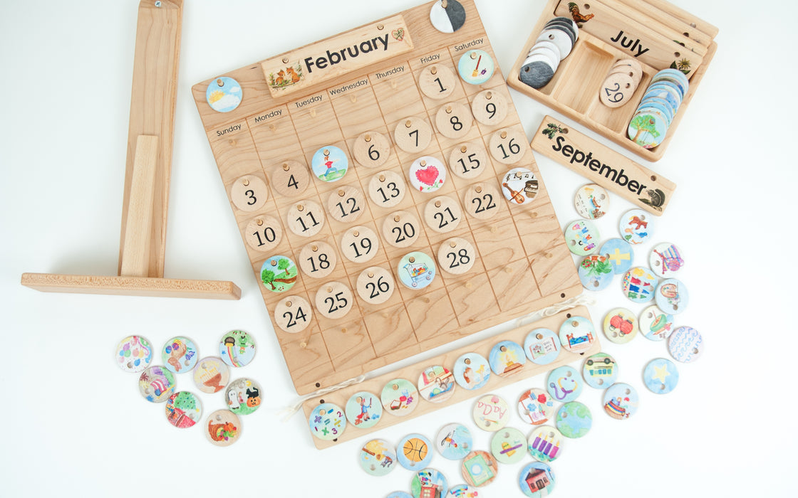 Holiday Coins for Perpetual Calendar Treasures From Jennifer