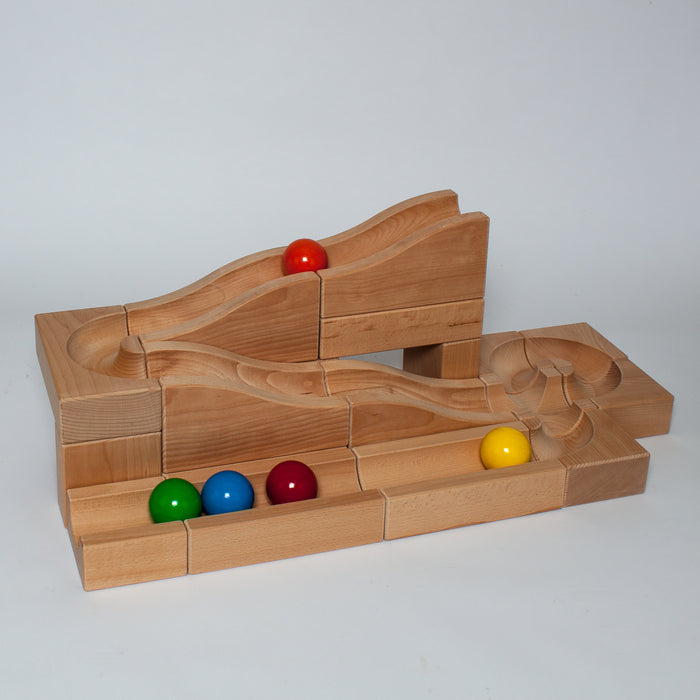 "Kaden Marble Run ""Wave"" XL 37-02"