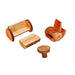 Magic Wood Living Lounge Room Furniture Set