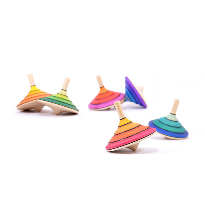 Mader Flamenco Spinning Top