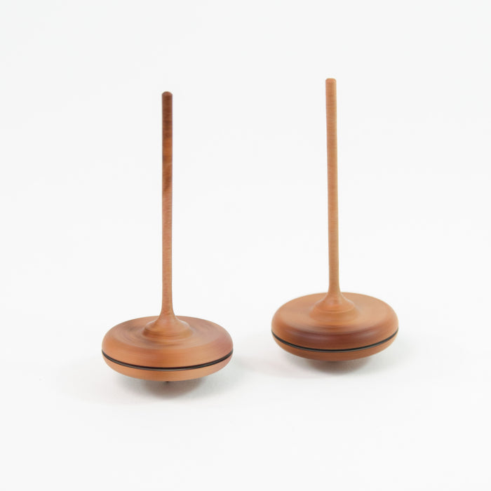 Mader Spaghetti Spinning Top Natural