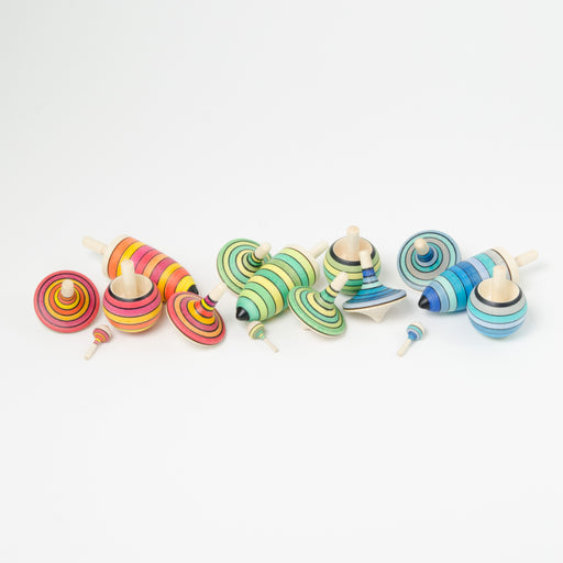 Mader Spinning Top Learning Set