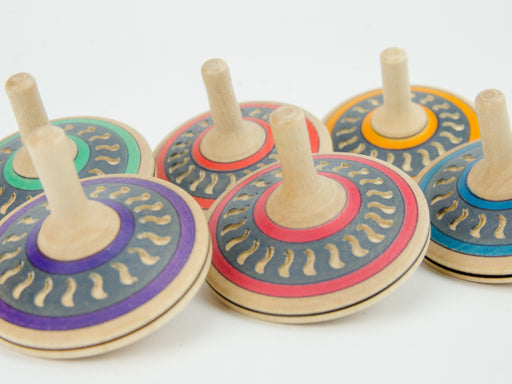 Mader Arabesk Spinning Top