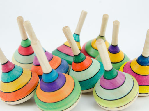 Mader Harlekin Spinning Top