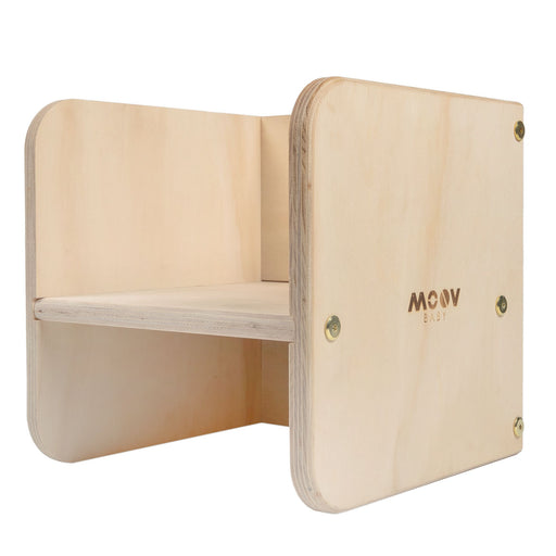 MOOV Baby Cube Weaning Chair Table