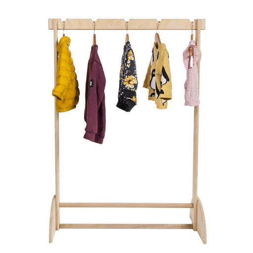 MOOV Baby I'm Hooked on You (Montessori Children's Clothes Rack)