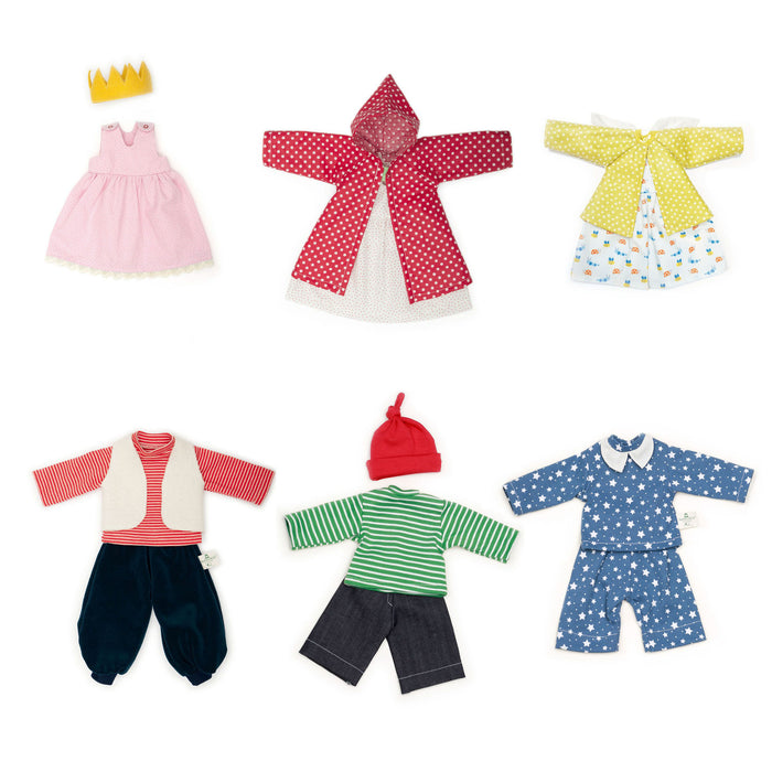 Nanchen Doll Clothing Set