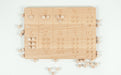 Reversible Wooden 1-10 Tracing and Number Counting Board