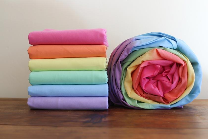Sarah's Silks Cotton Playcloths