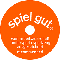 Spiel Gut Seals and Certifications
