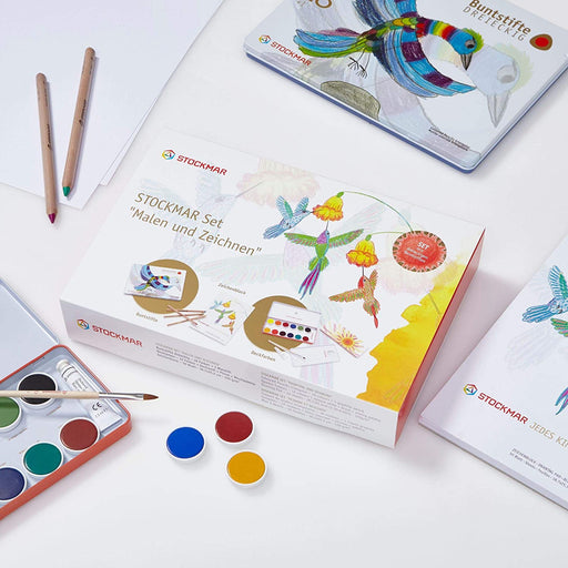Stockmar Creative Painting and Drawing Set