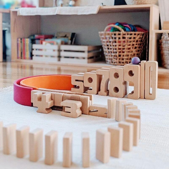 SumBlox Building Blocks Basic Set 47 Pieces