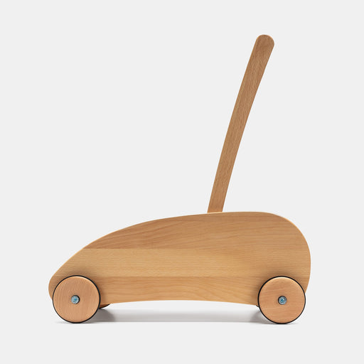 Verneuer Wooden Walker Wagon with Brake