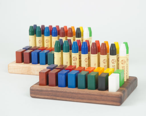 Crayon Holder 16 Blocks 16 Sticks Treasures From Jennifer