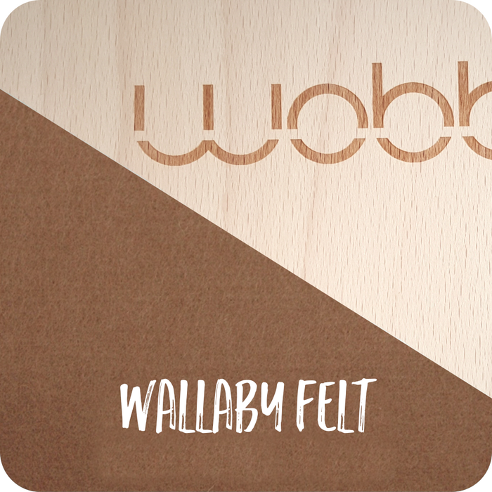 Wobbel Board Original with Felt
