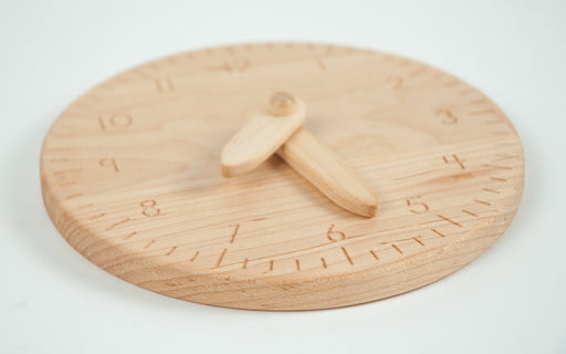 Wooden Clock Treasures From Jennifer