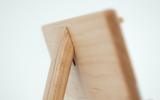 Wooden Tabletop Stand for Perpetual Calendar Treasures From Jennifer