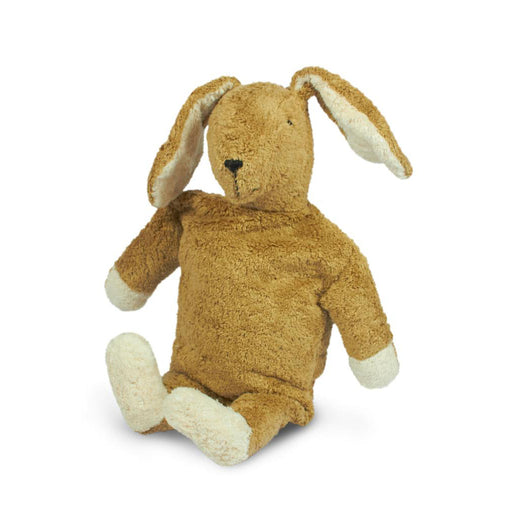 Senger Cuddly Animal Rabbit Large Beige and White 01