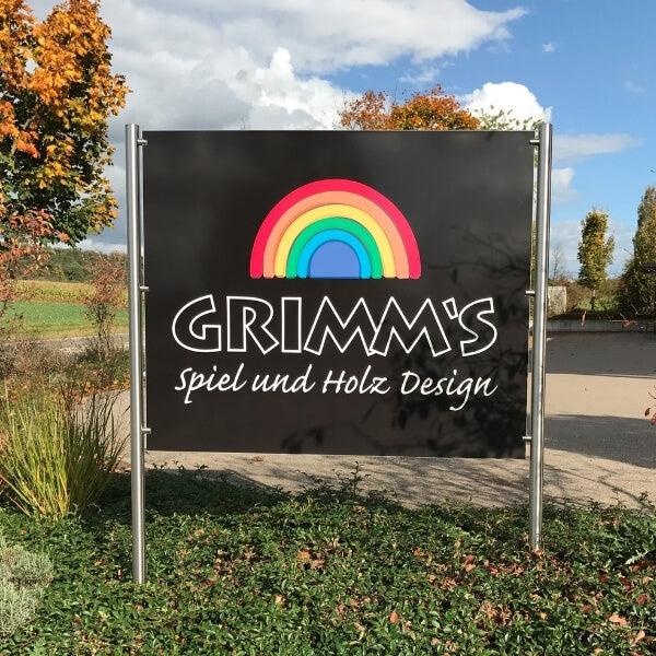 Let's Get to Know Grimm's...