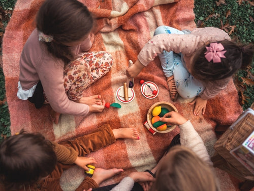 Challenge Prompt 3: Picnic Time!