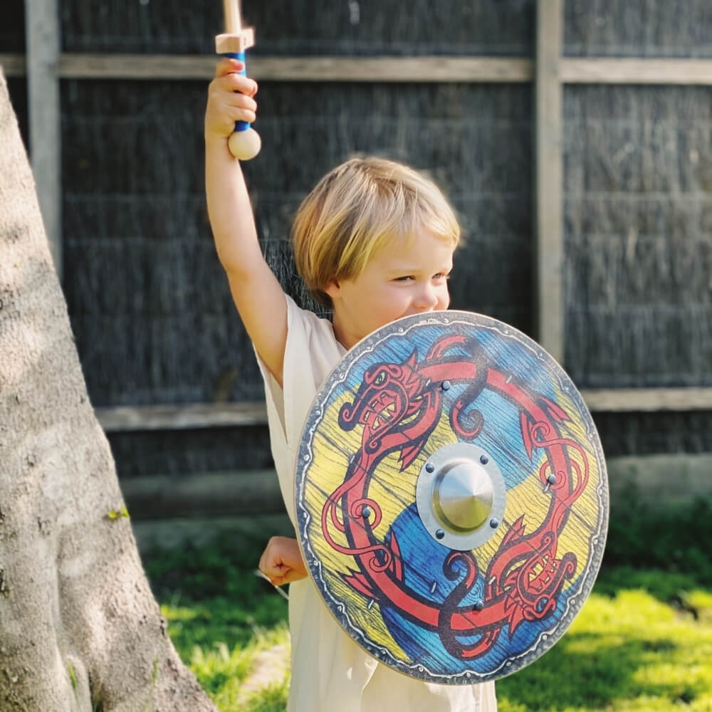 The benefits of risky play with VAH handmade toys and costumes