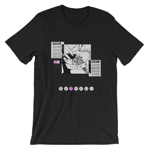 """Quickdraw 2.0"" Tee"